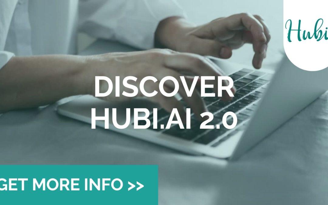Hubi.ai : version 2 is coming !